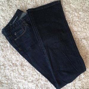 Loft boot cut jeans. Like new!
